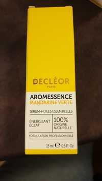 Decléor - Aromessence - Sérum huiles essentielles