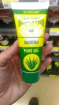 ALVEDAMA - Aloe vera - Pure gel