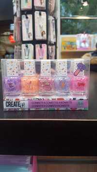 Create It! - Confetti - Nail polish