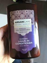 Arganicare - Figue de barbarie - Nourishing leave-in conditioner