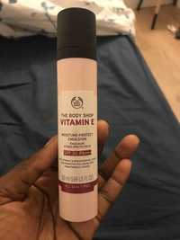 THE BODY SHOP - Vitamine E - Émulsion Hydra-protectrice SPF 30
