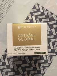 Yves Rocher - Anti-âge global - La crème correctrice confort