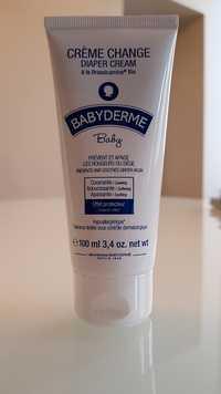 Babyderme - Baby - Crème change