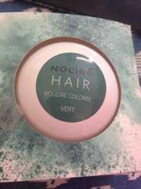 NOCIBÉ - Hair - Poudre colorée vert