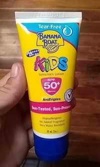 BANANA BOAT - Kids - Sunscreen lotion SPF 50+
