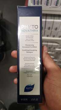 Phyto - Novathrix - Shampooing energisant fortifiant