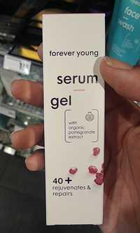 Forever Young - Serum gel 40+ rejuvenates & repairs