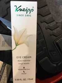 Kneipp - Eye cream