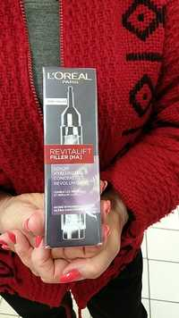 L'Oréal - Revitalift Filler [H.A] - Sérum hyaluronique concentré révolumisant