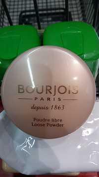 Bourjois Paris - Poudre libre