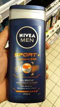 Nivea Men - Gel douche Sport +