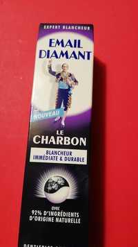 Email Diamant - Le Charbon - Dentifrice quotidien