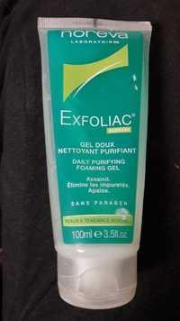 NOREVA - Exfoliac - Gel doux nettoyant purifiant