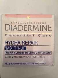 DIADERMINE - Essential care - Hydra repair nuit