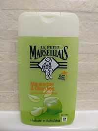 LE PETIT MARSEILLAIS - Mandarine & citron vert - Gel douche extra doux