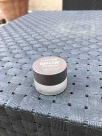 NOCIBÉ - Brow pomade - Crème gel tintée pour sourcils