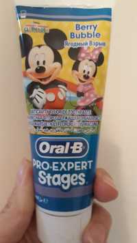 ORAL-B - Pro - expert - Stages