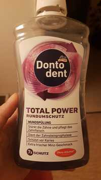 Dm - Dontodent - Total power rundumschutz