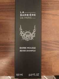 La Barbière de Paris - Barbe mousse