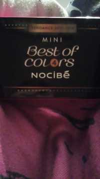 NOCIBÉ - Best of Colors - Palette 6 fards à paupières