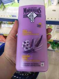 LE PETIT MARSEILLAIS - Lavender Honey - Extra gentle shower cream