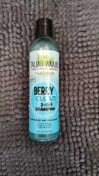 Taliah Waajid - Berry clean 3 in 1 shampoo for children