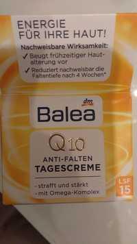 Balea - Q10 - Anti-falten tagescreme lsf 15