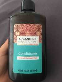 ARGANICARE - Conditioner for dry & damaged hair