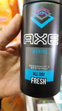 AXE - Marine - Déodorant & body spray