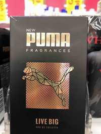 Puma - Live big - Eau de toilette