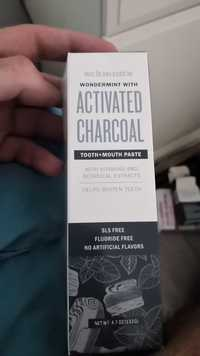 Schmidt's - Wodermnt with activated charcoal