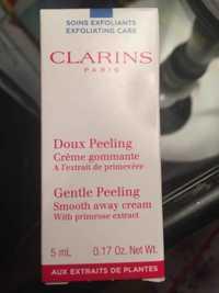 Clarins - Doux peeling - Crème gommante