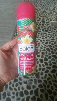 Balea - Pink grapefruit - Rasiergel