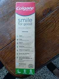COLGATE - Smile for good - Dentifrice whitening
