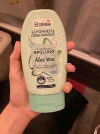 BALEA - Schönheitsgeheimnisse - Feuchtigkeits spülung aloe vera