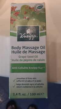 KNEIPP - Huile de massage