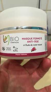 LM Bio Cosmétiques - Masque fermeté - anti-âge