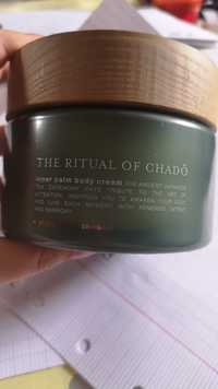 Rituals - The ritual of chado - Inner calm body cream