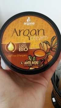 Argane - Anti-age - Crème d'argan 100% bio