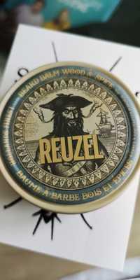 Reuzel - Baume à barbe bois et épices
