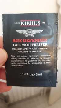 Kiehl's - Age defender - Gel moisturizer