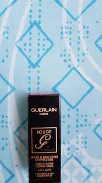 Guerlain - Rouge de Guerlain - La teinte de rouge à lèvres matte