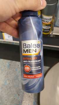 Balea - Men extra dry - Anti-transpirant 48h