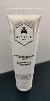 APICIA - Miel - Soin ensoleillant progressif