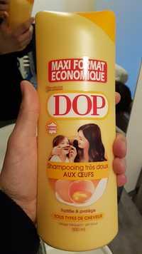 Dop - Shampooing très doux aux oeufs