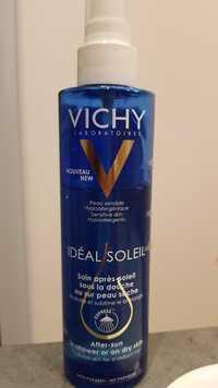 VICHY - Idéal soleil - Soin après-soleil
