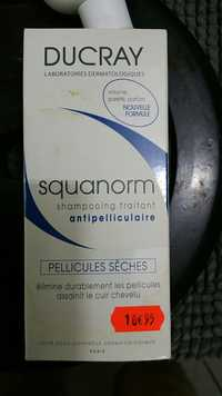 DUCRAY - Squanorm - Shampooing traitant antipelliculaire pellicules sèches