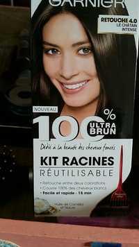 GARNIER - Kit Racines - Réutilisable