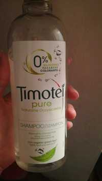 TIMOTEI - Pure - Shampoo with organic green tea