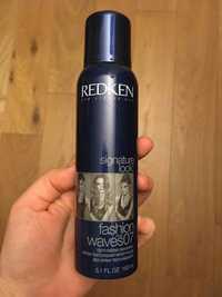 REDKEN - Fashion waves07 - Texturizing sea spray